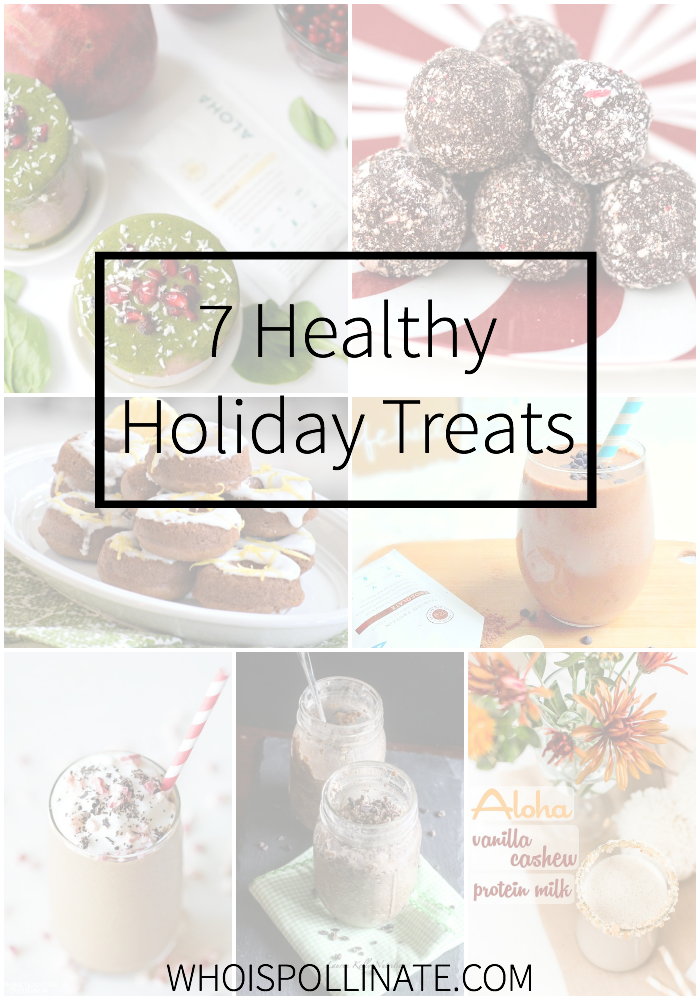 7 healthy holiday treats