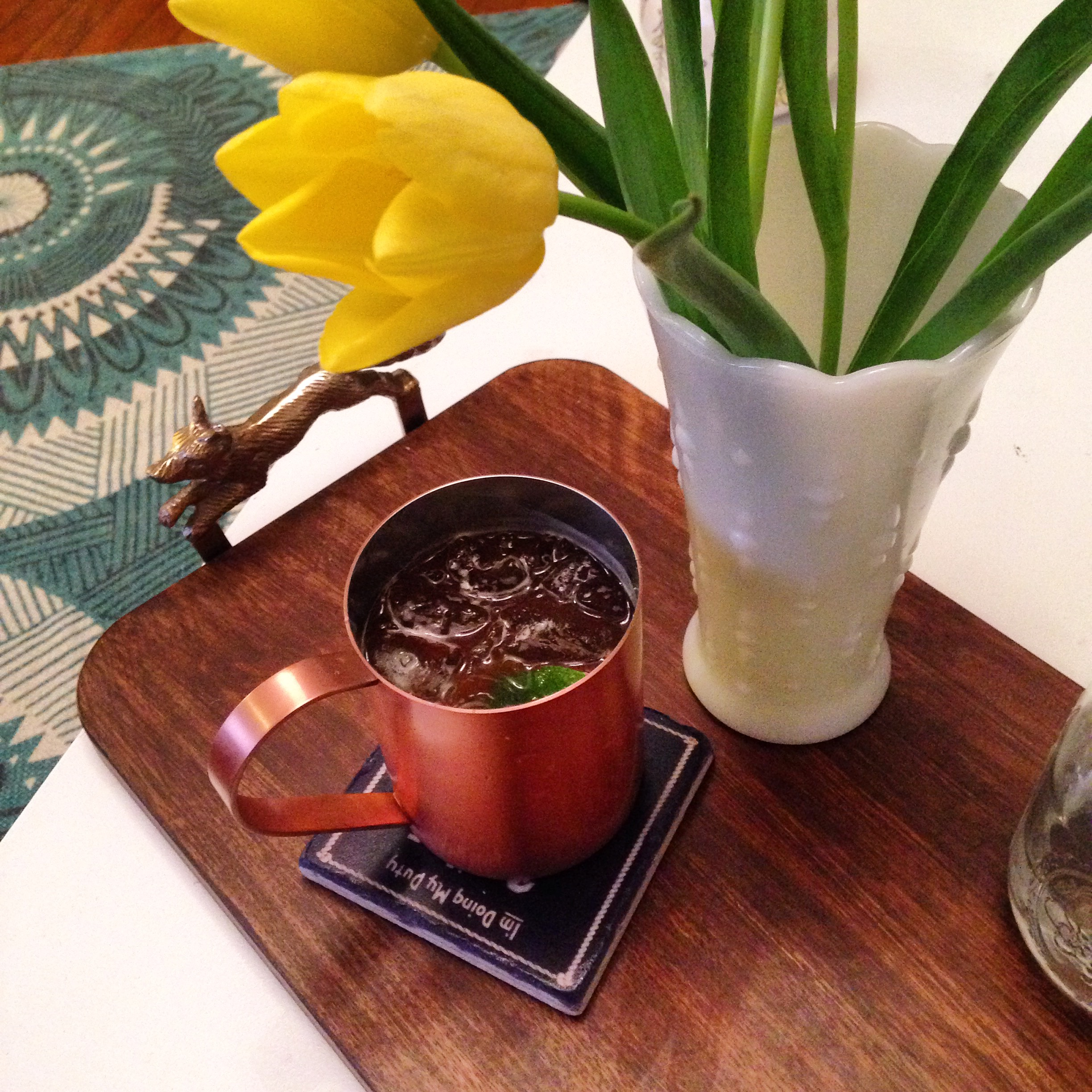 Kentucky Mule: Easy Spring Cocktail | Pollinate Media Group
