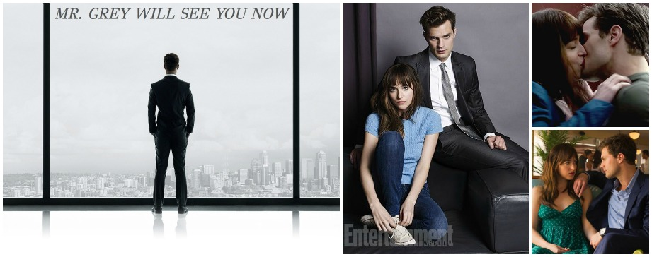 50 Shades of Grey Twitter Party