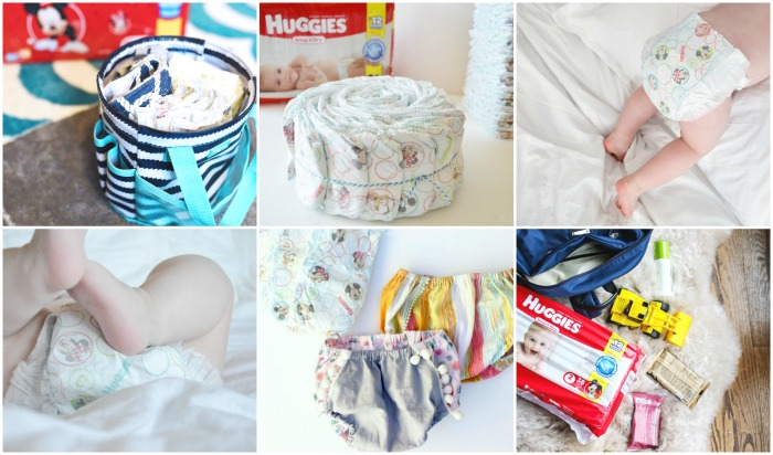 Huggies Collage