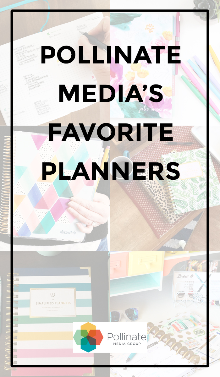 favorite planners