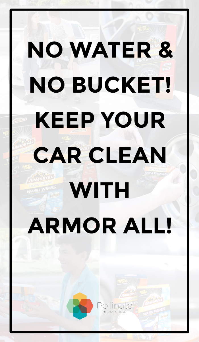 Armor All Clean, Shine & Protect #LessTimeMoreShine #ad #pMedia Keep Your Car Clean