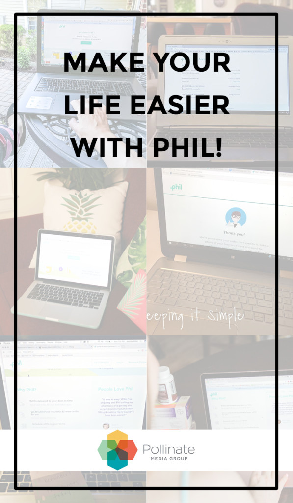 Phil Prescription Service #PhilRX #ad #pMedia Have your prescriptions delivered to your door for free!