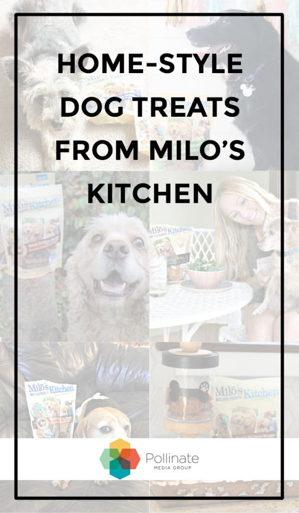 Home Style Dog Treats from Milo's Kitchen at Meijer #pMedia #MilosKitchen